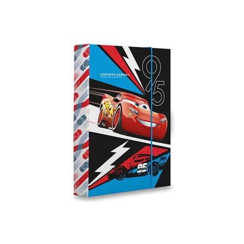 KARTON PP - Box na sešity A5 Cars