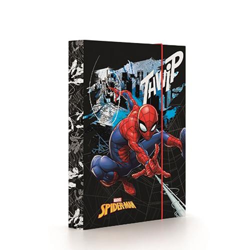 KARTON PP - Box na sešity A5 Spider-Man