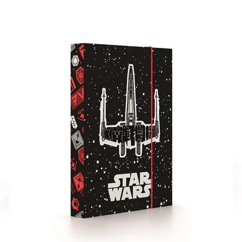 KARTON PP - Box na sešity A5 Star Wars