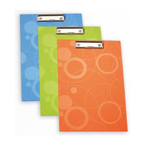 KARTON PP - Deska A4 s klipem Neo Colori oranžová