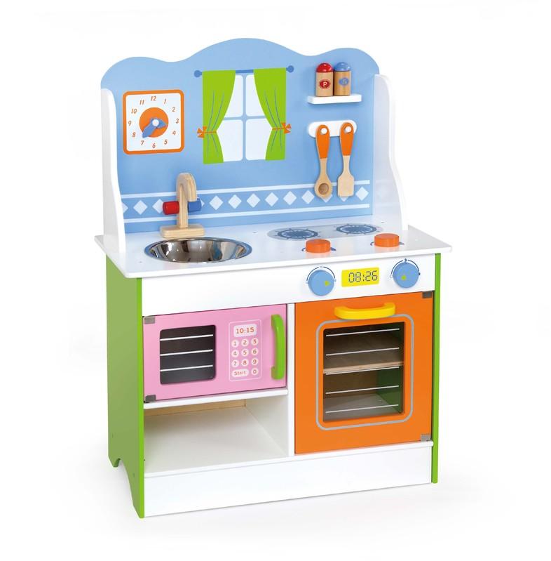 KARTON PP - Dřevěná kuchyňka Angel