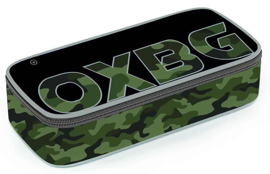 KARTON PP - Penál etue komfort OXY Army