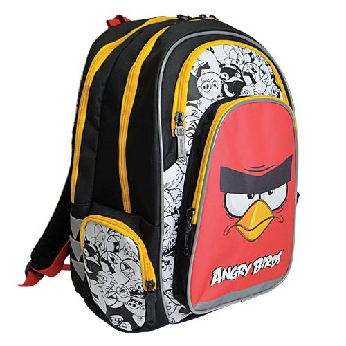 KARTON PP - Školní anatomická taška Ergo Uni Angry Birds