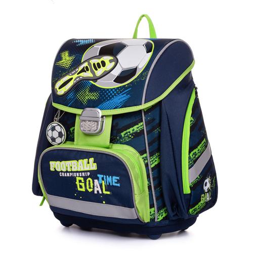 KARTON PP - Školní batoh PREMIUM Football Goal