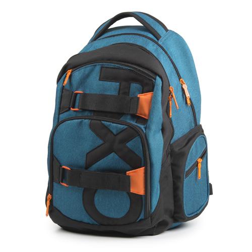 KARTON PP - Studentský batoh OXY Style Blue