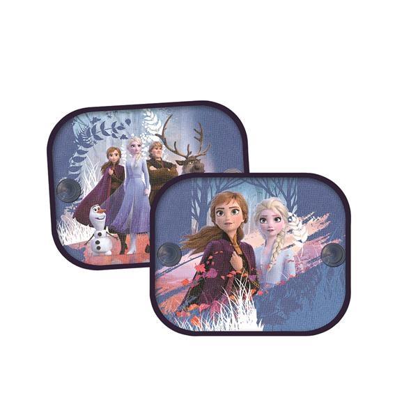 KAUFMANN - Stínítka do auta 2 ks v balení Disney Frozen II