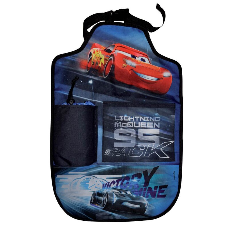 KAUFMANN - Kapsář do auta Disney Cars 2 40x60 cm