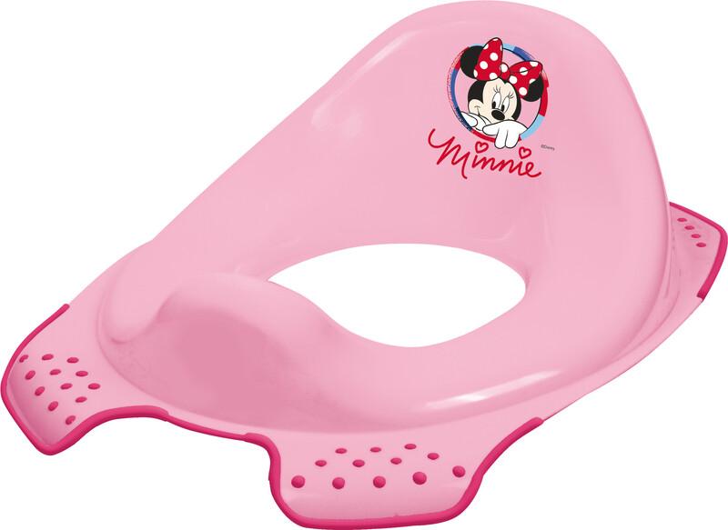 "KEEEPER - Adaptér na WC ""Minnie"", Růžová"