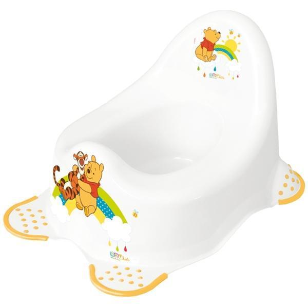 KEEEPER - Dětský nočník Winnie Pooh, Bílá