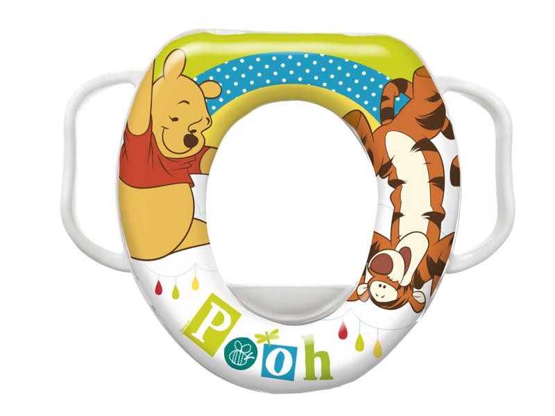 KEEEPER - Redukce na WC s úchyty měkká Olga Winnie Pooh