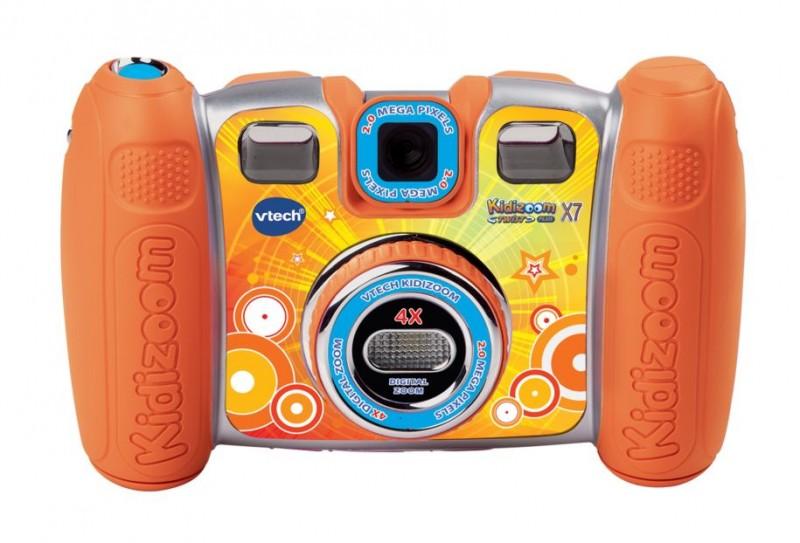 KIDIZOOM - Twist Plus X7 - Oranžový
