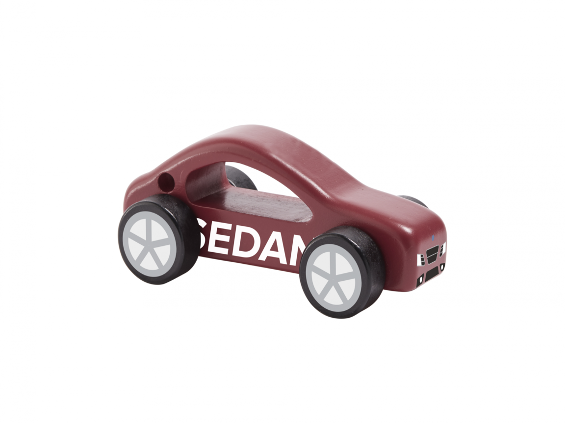 KIDS CONCEPT - Auto sedan Aiden dřevěné