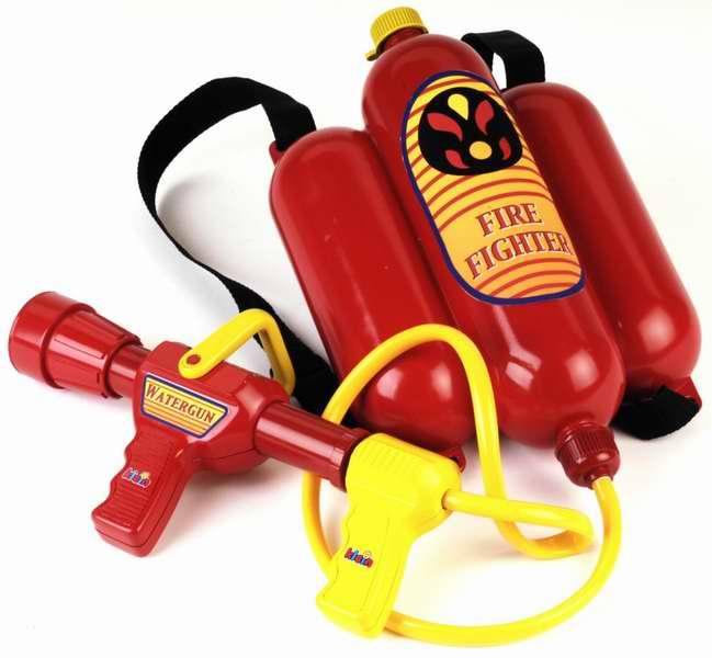 KLEIN - Dětský hasicí přístroj na záda