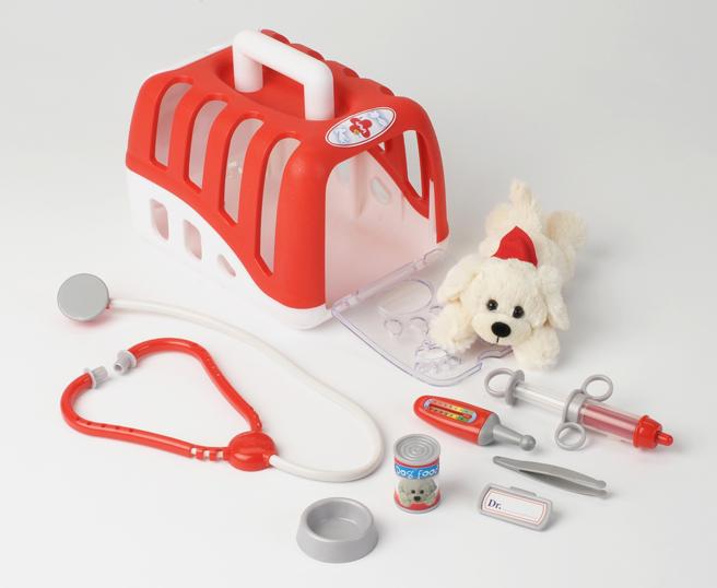 KLEIN - Kufřík pro veterináře s pejskem