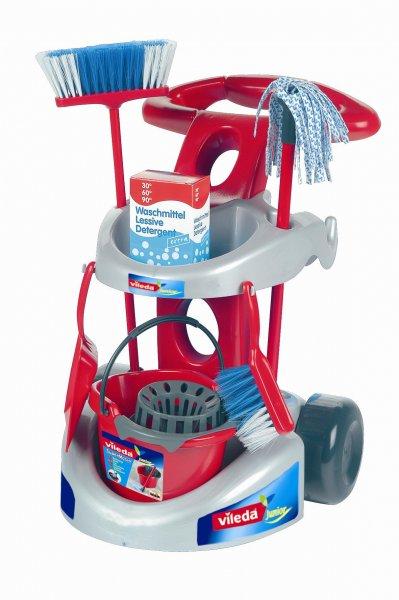 KLEIN - Vileda velký úklidový vozík