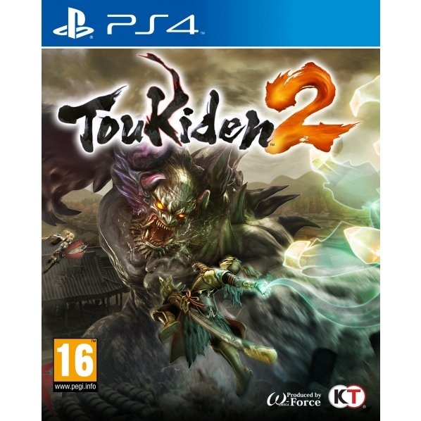 KOEI TECMO GAMES - PS4 Toukiden 2, RPG pro PlayStation 4