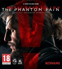 KONAMI - PS3 Metal Gear Solid V: The Phantom Pain, Akční hra pro PS3 KONAMI