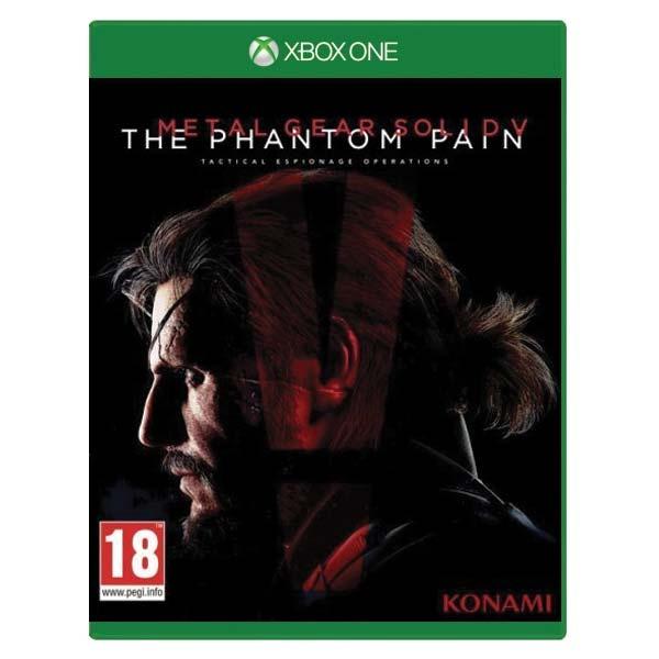 KONAMI - XONE Metal Gear Solid V: The Phantom Pain