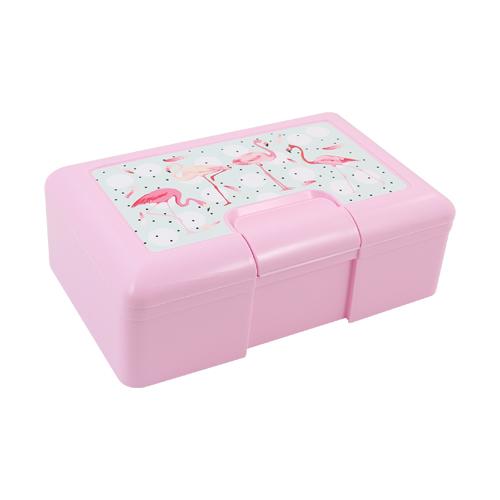 KOOPMAN - Box na desiatu Flamingo