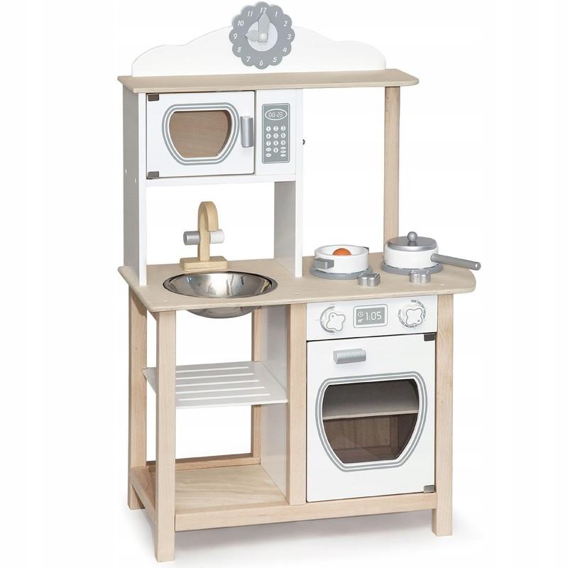 LAMPS - Dřevěná kuchyňka Noble