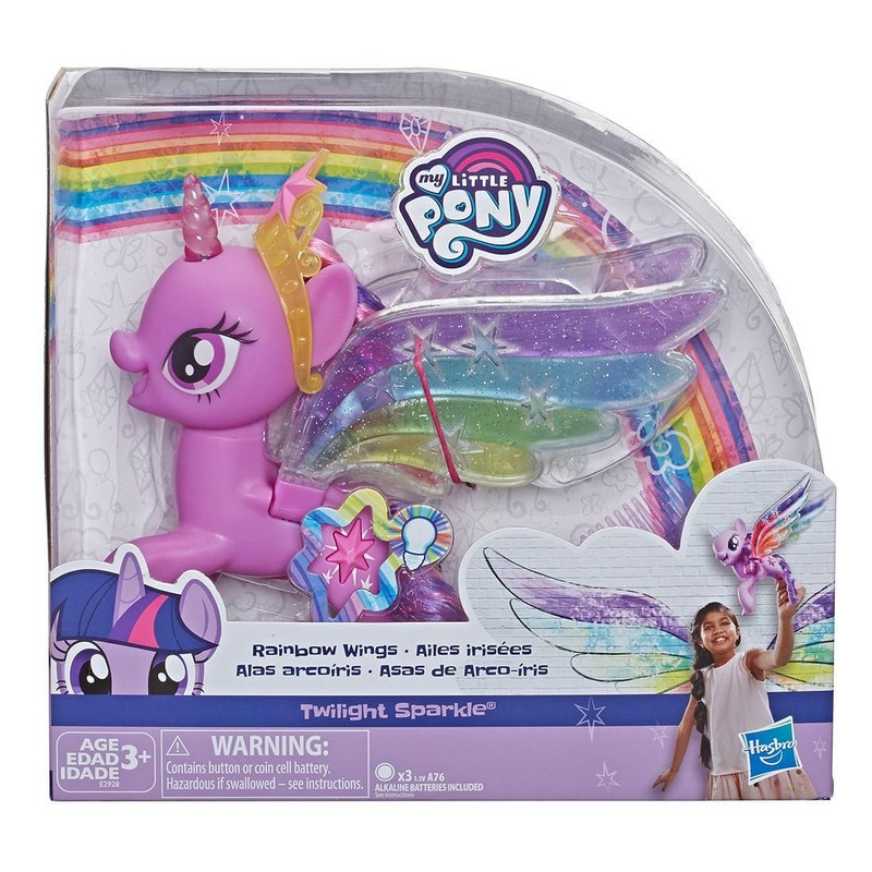 LAMPS - My Little Pony Twilight Sparkle 22cm