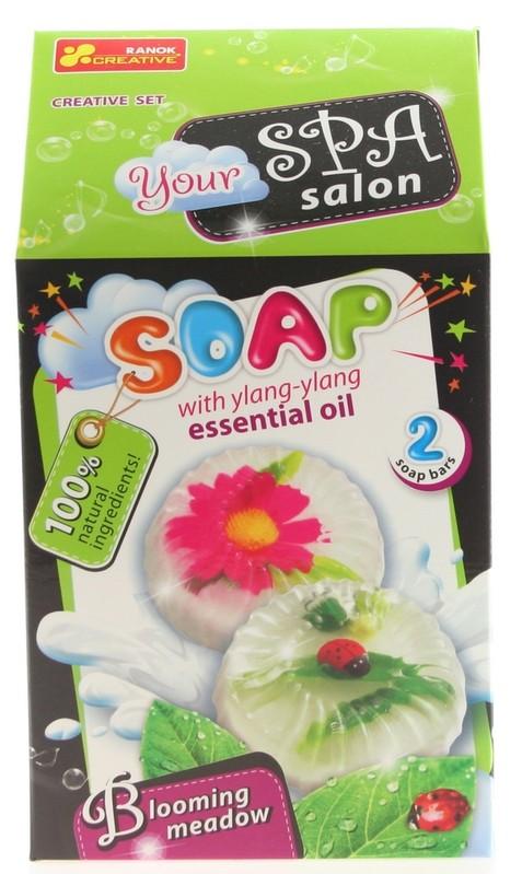 LAMPS - Výroba mýdla Kvetoucí louka 2ks