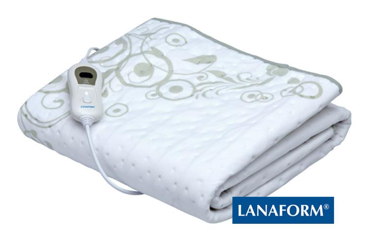 LANAFORM - Heating Blanket S1 výhřevná podložka S1 80 x 150 cm