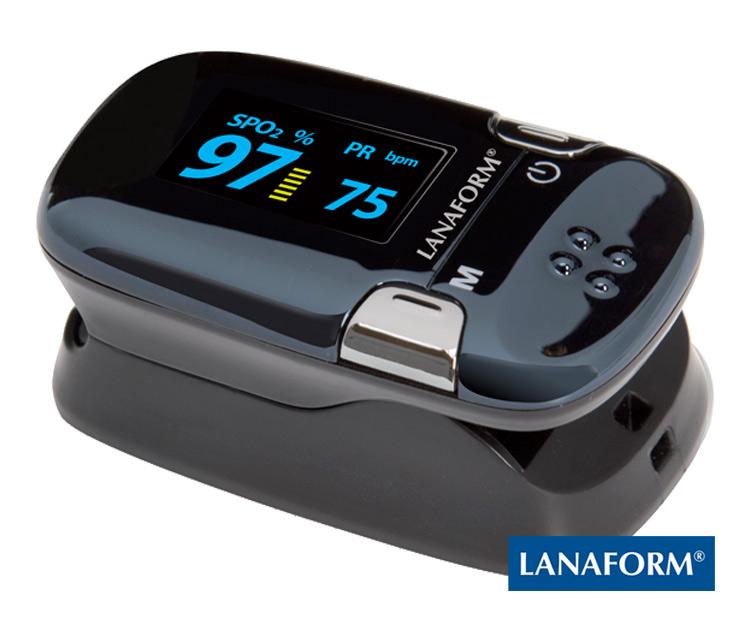 LANAFORM - Pulse Oximetr měřič kyslíku