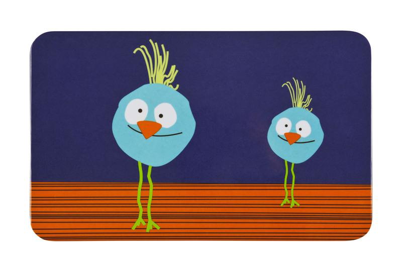 Lässig - Dětské prostírání Breakfast Boards Wildlife, birdie
