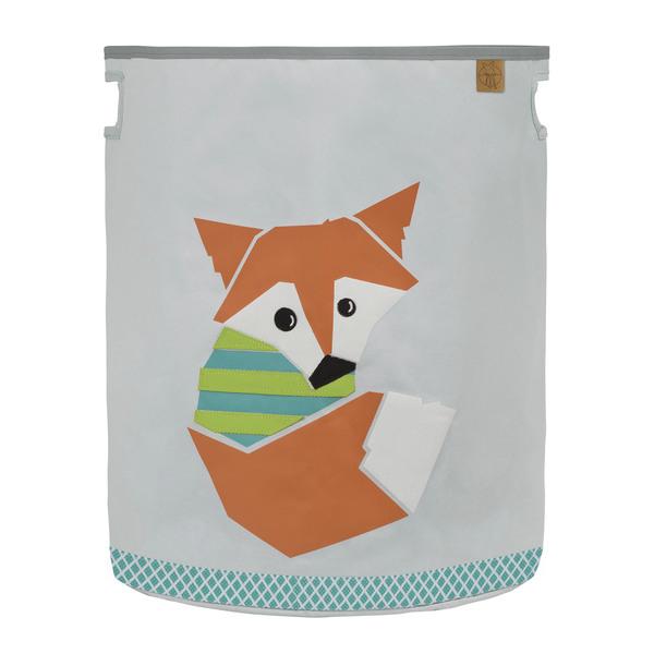 LÄSSIG - koš na hračky, Toy Basket Little Tree fox