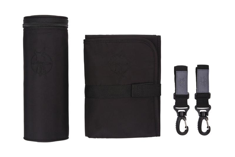 Lässig - Příslušenství k tašce Glam Signature Bag Accessories - Black