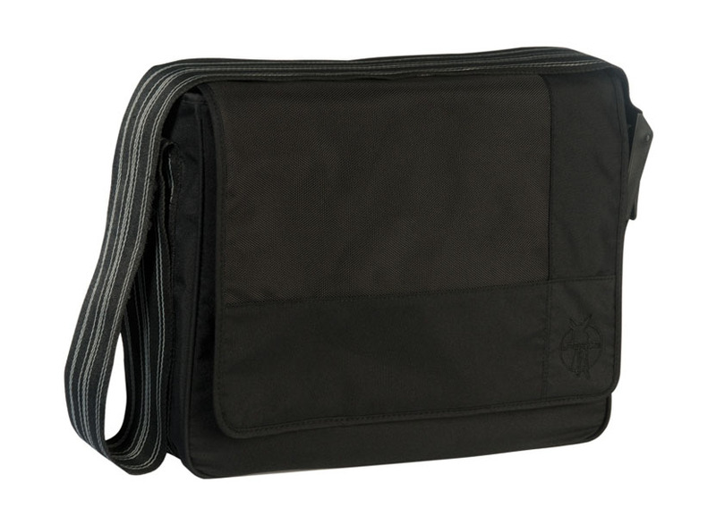 Lässig - Taška na rukojeť Casual Messenger Bag, Patchwork black