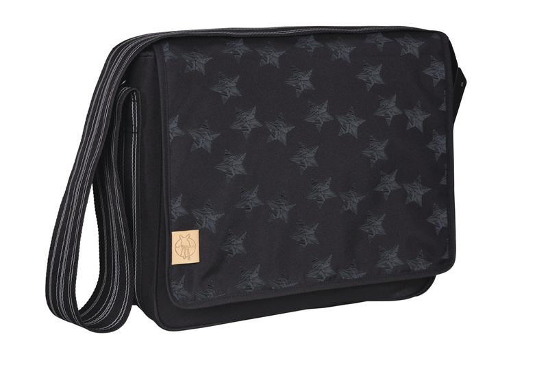 Lässig - Taška na rukojeť Casual Messenger Bag - Reflective Star black