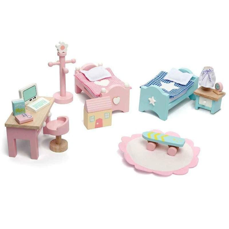 LE TOY VAN - Nábytek do domečku Daisylane Dětský pokoj