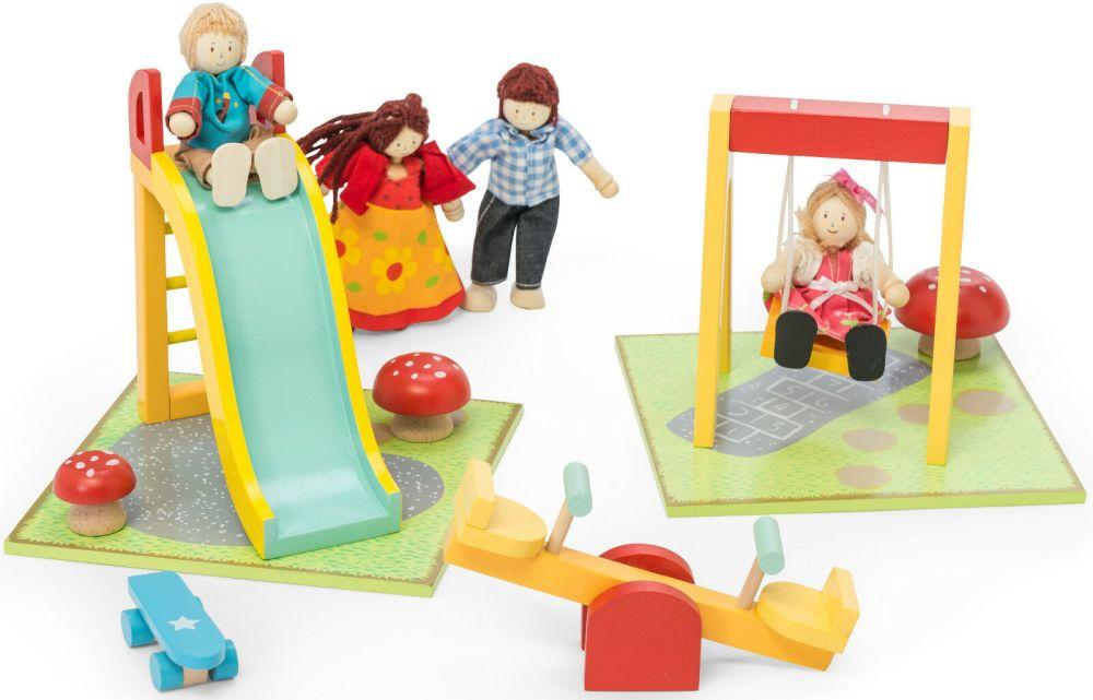 LE TOY VAN - Set Dětské hřiště