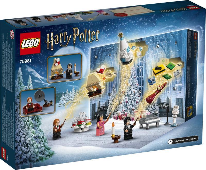 LEGO - Adventní kalendář LEGO® Harry Potter™ 2020 (75981)