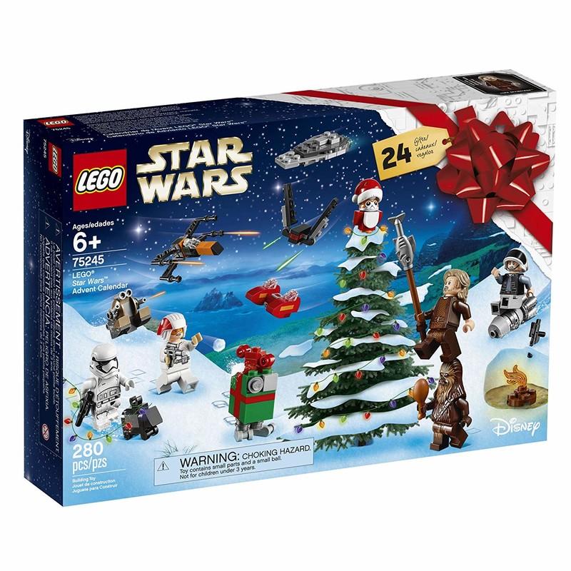 LEGO - Adventní kalendář Star Wars ™ 75245 (2019)