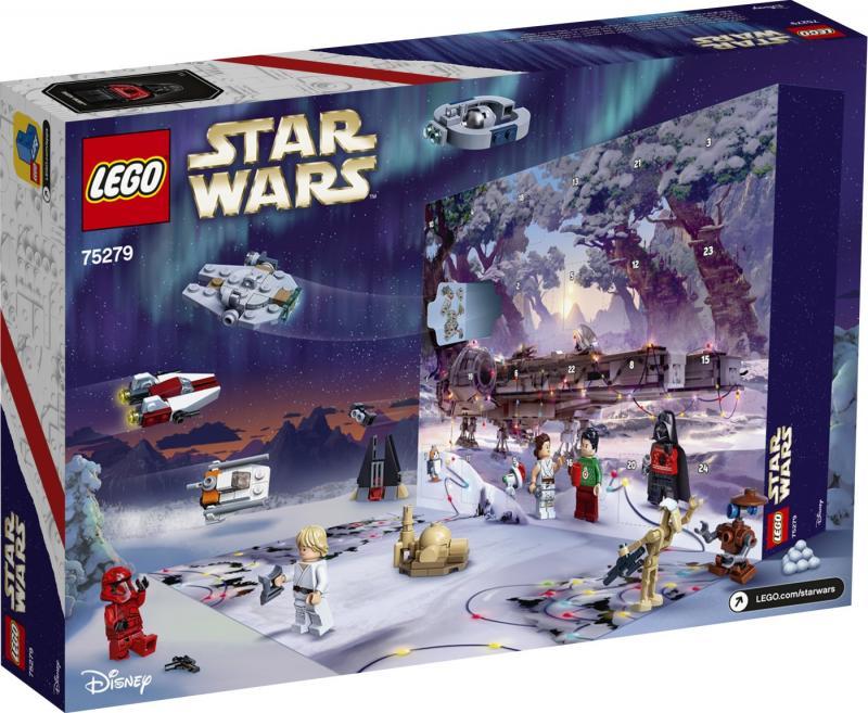 LEGO - Adventní kalendář Star Wars ™ 75279 (2020)
