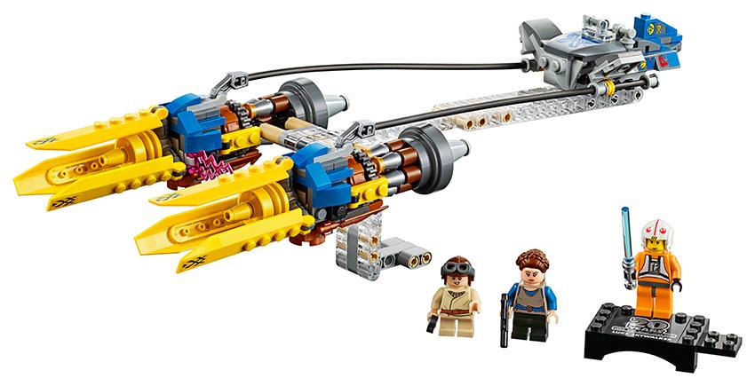 LEGO - Anakinův kluzák – edice k 20. výročí