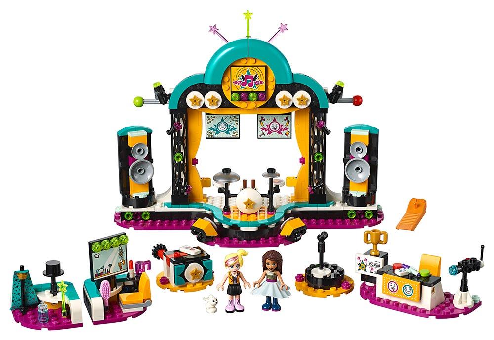 LEGO - Andrea A Talentová Show