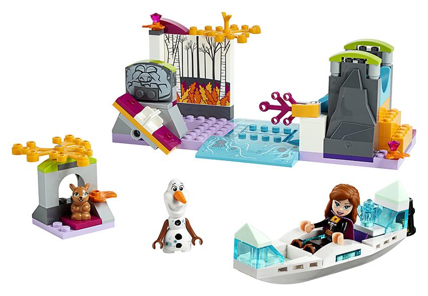 LEGO - Anna A Výprava Na Kánoi