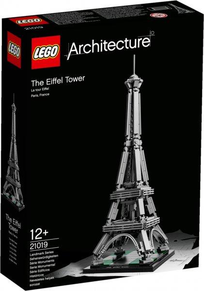 LEGO - Architecture 21019 Eiffelova věž
