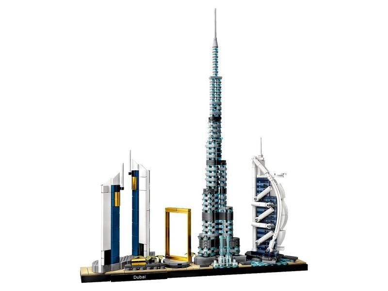 LEGO - Architecture 21052 Dubaj