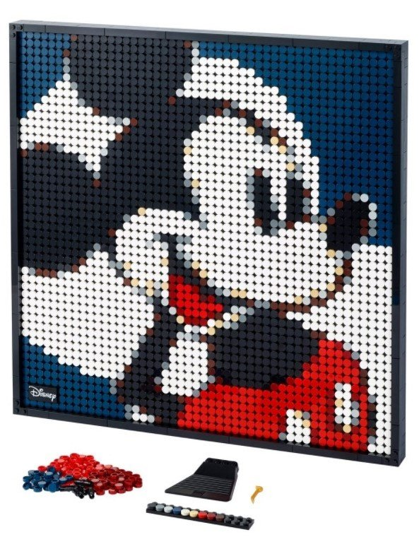 LEGO - Art 31202 Disney 's Mickey Mouse