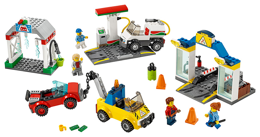 LEGO - Autoservis