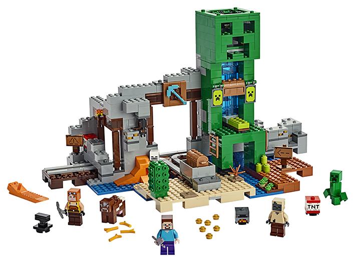 LEGO - Creepův Důl
