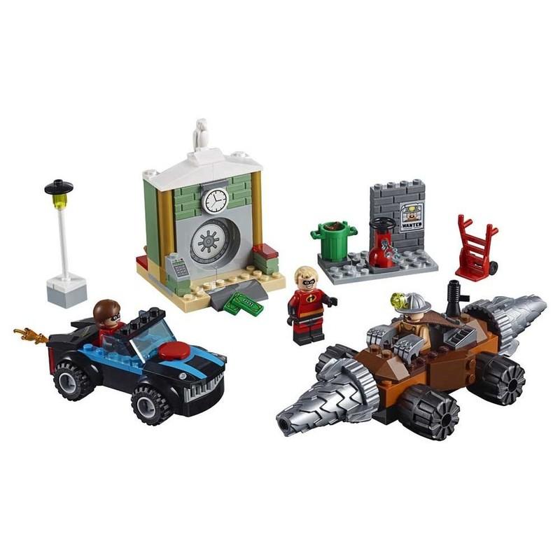 LEGO - Bankovní Loupež Podkopávače