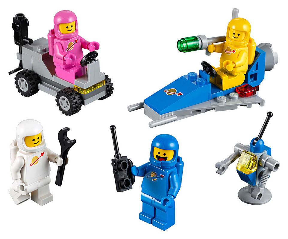 LEGO - Bennyho Vesmírná Skupina