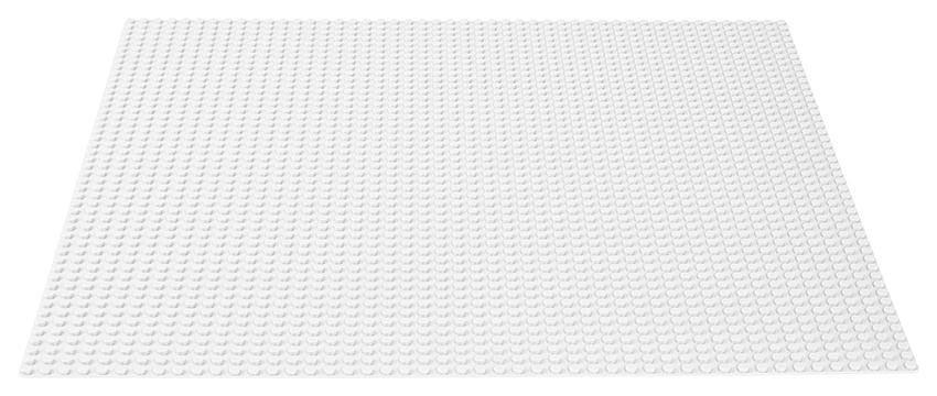 LEGO - Bílá Podložka Na Stavění