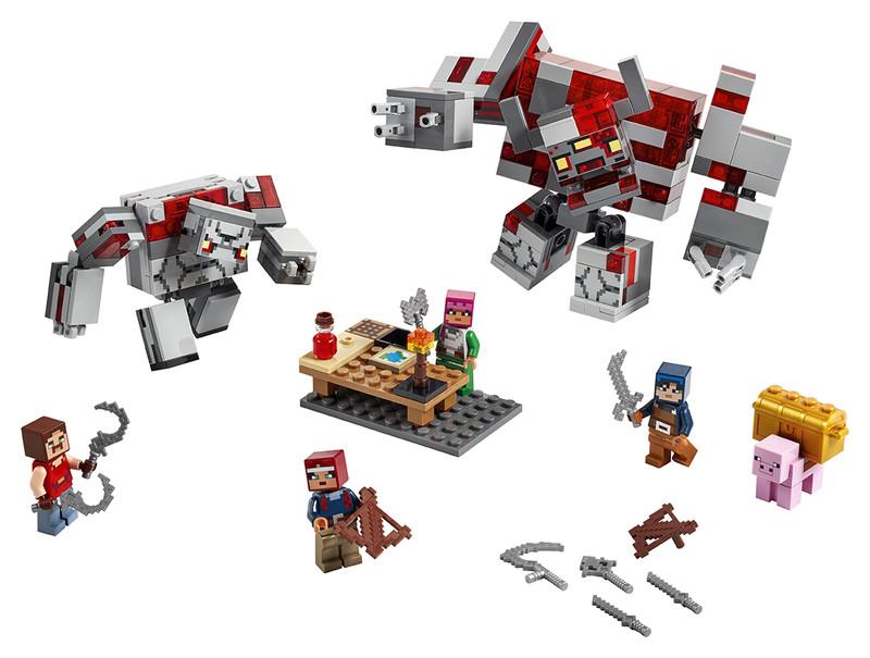 LEGO - Bitva o rudit